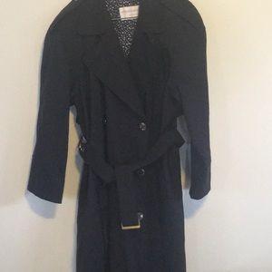 Basic trench coat